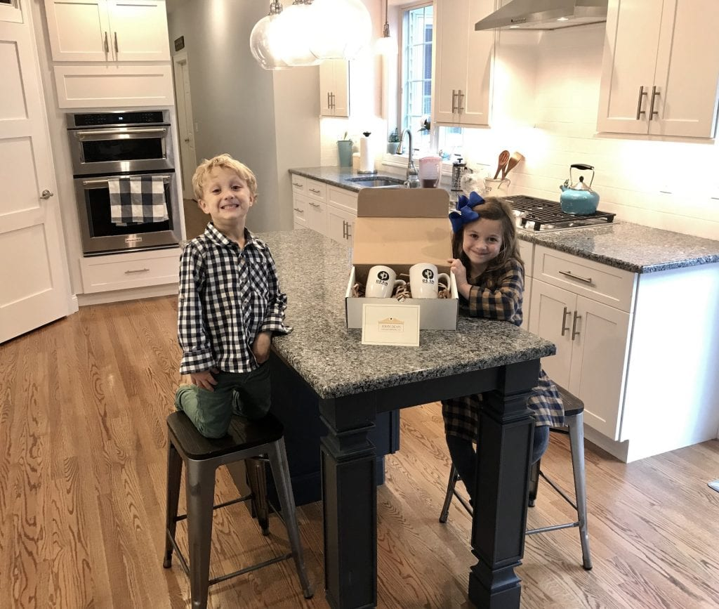 dean cabinetry fabuwood stock framed full overlay galaxy frost kids