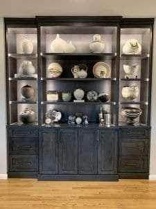 Dean Cabinetry John Dean Custom Cabinetry White Full Access Full Overlay Kitchen Built In