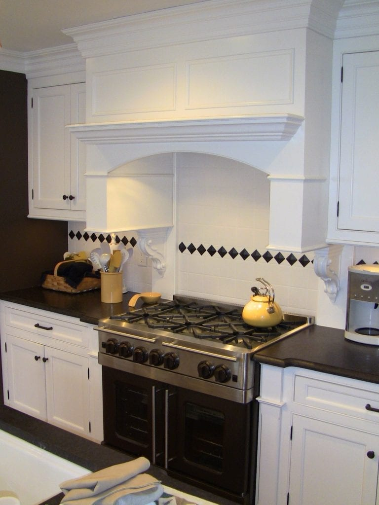 Dean Cabinetry John Dean Custom Cabinetry Hood Arched