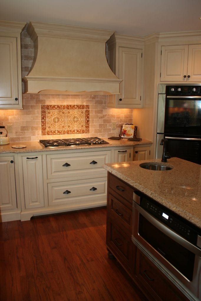 Dean Cabinetry John Dean Custom Cabinetry Hood Curved