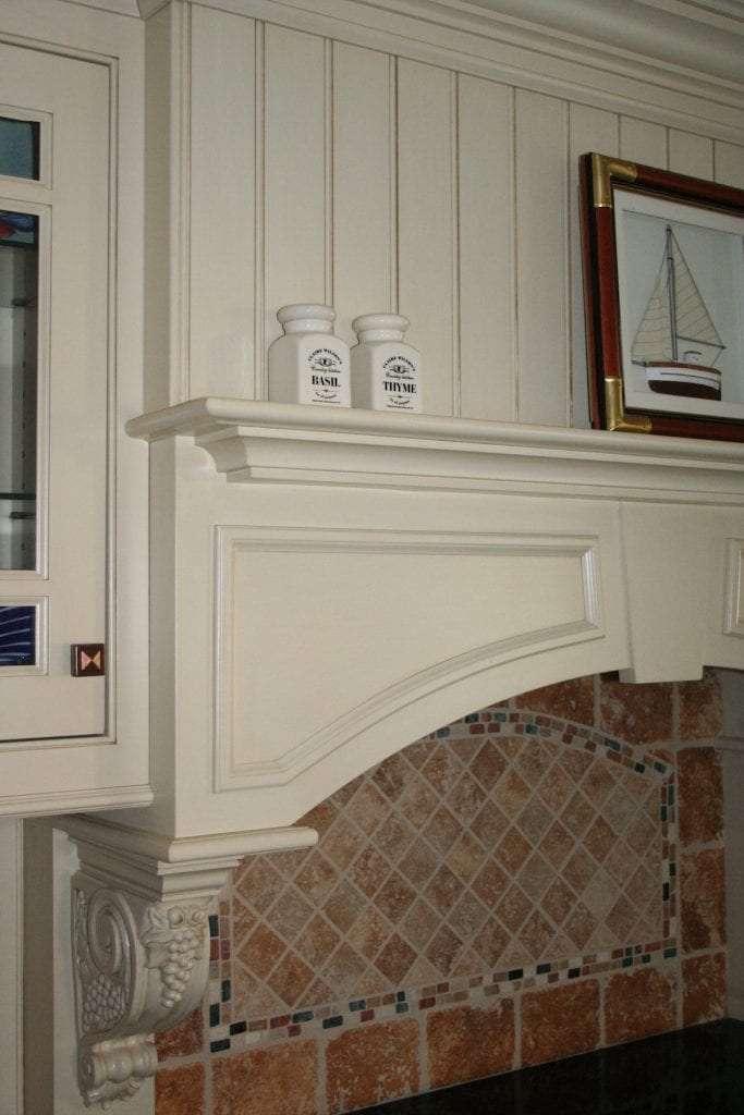 Dean Cabinetry John Dean Custom Cabinetry Hood Wainscott 2