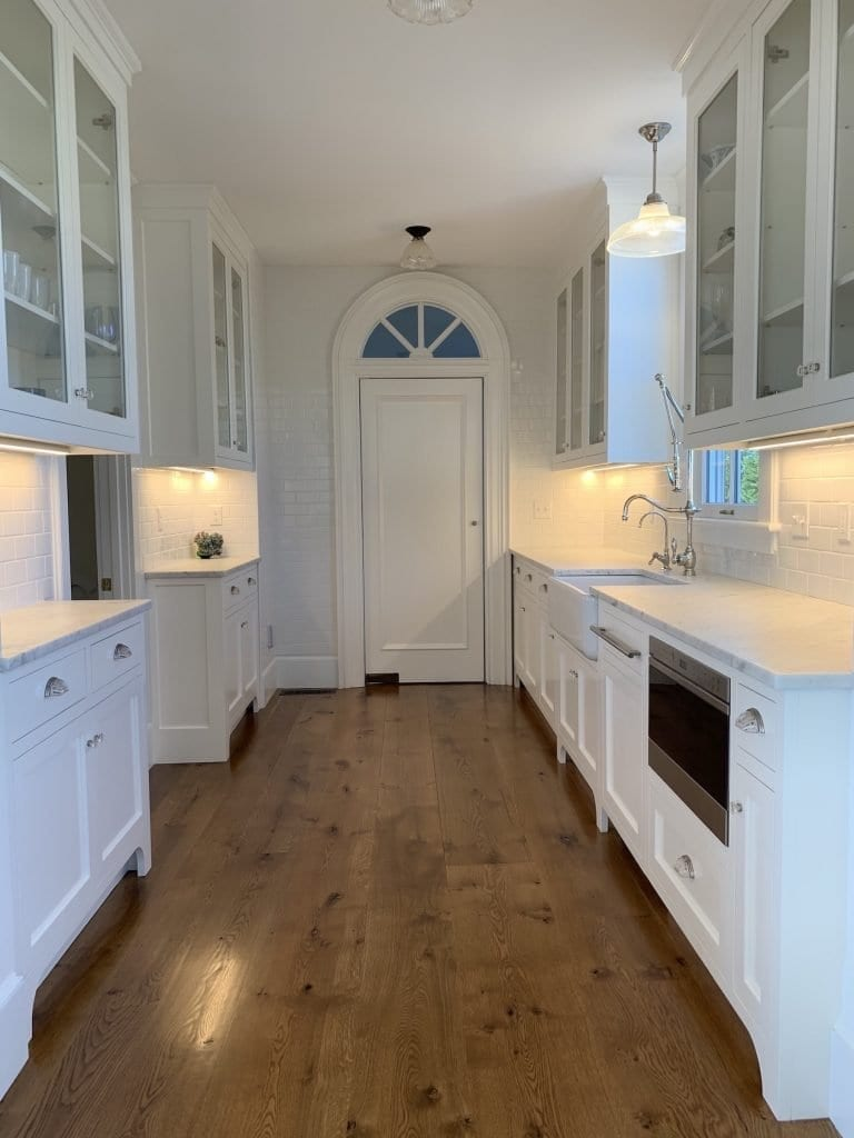 Dean Cabinetry John Dean Custom Cabinetry White Inset Kitchen Butlers Pantry